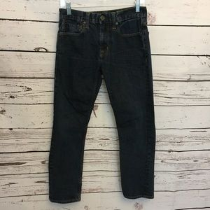 AEO Mens 28x28 core flex slim jeans